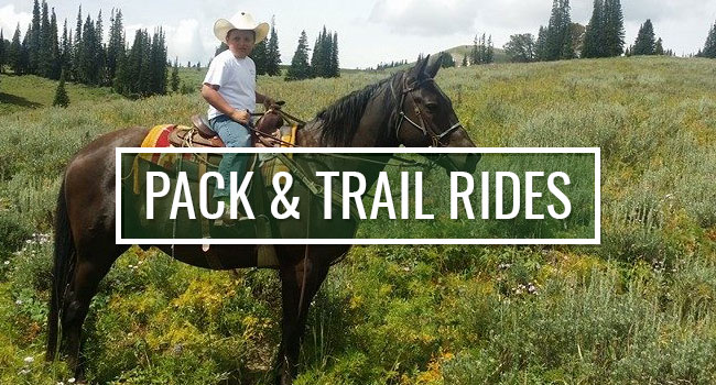 Timberline Lodge & Big Country Outfitters Pack & Trail Rides