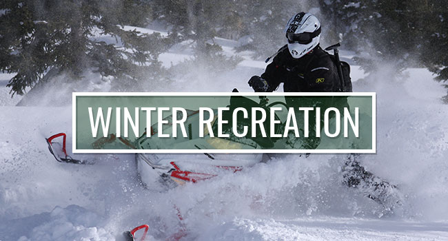 Timberline Lodge & Big Country Outfitters Winter Recreation