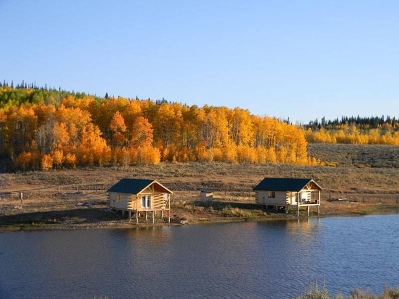 Lakeside Cabins Now Available
